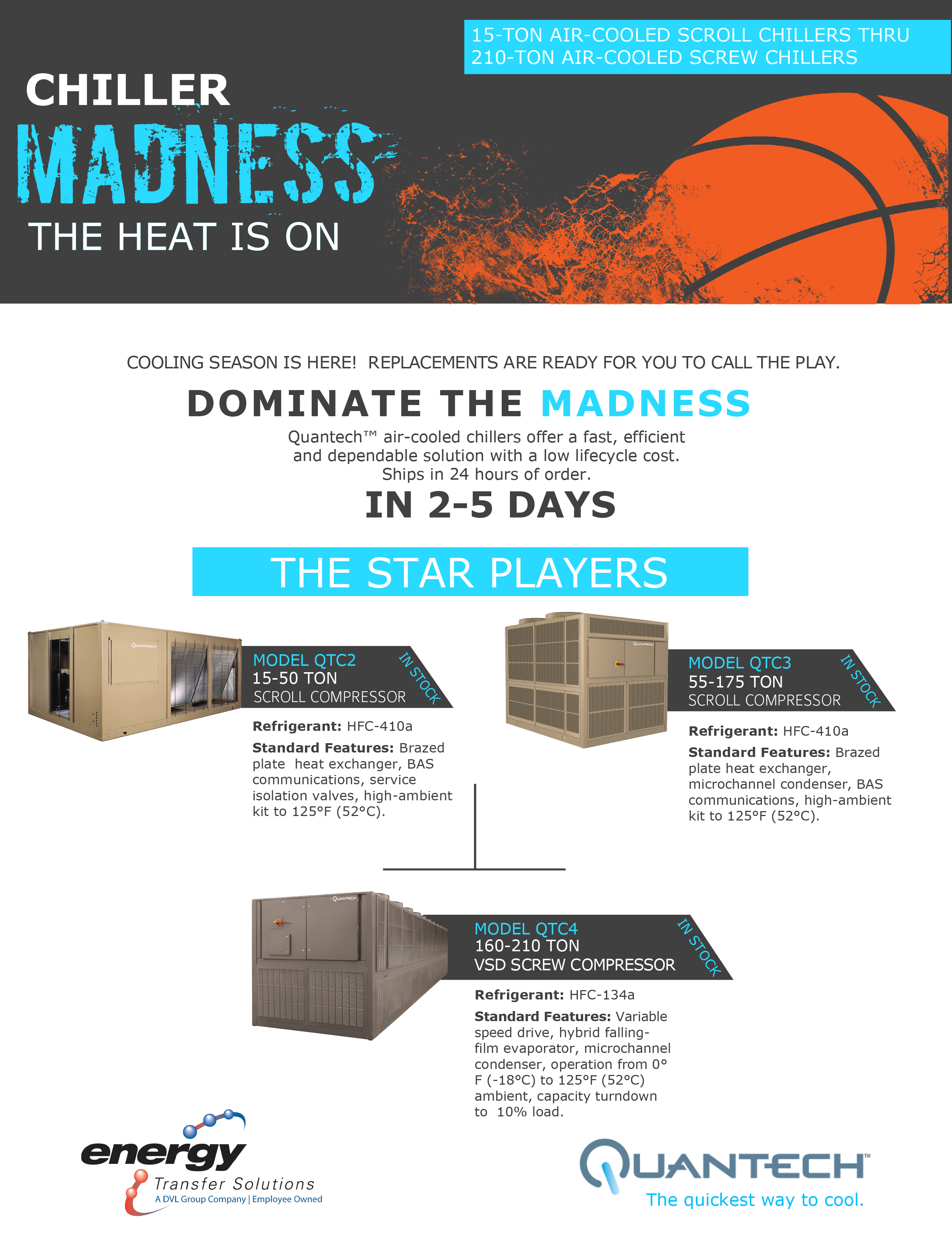 Conquering March Madness with Quantech